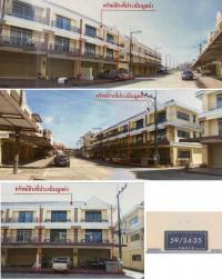 ตึกแถวหลุดจำนอง ธ.ธนาคารกรุงไทย จันทบุรี เมืองจันทบุรี วัดใหม่