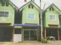 ทาวน์เฮ้าส์หลุดจำนอง ธ.ธนาคารอาคารสงเคราะห์ จันทบุรี เมืองจันทบุรี พลับพลา